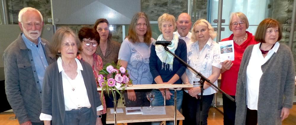 Wittener Autorentreff - Jahreslesung 2017 - Gruppenbild